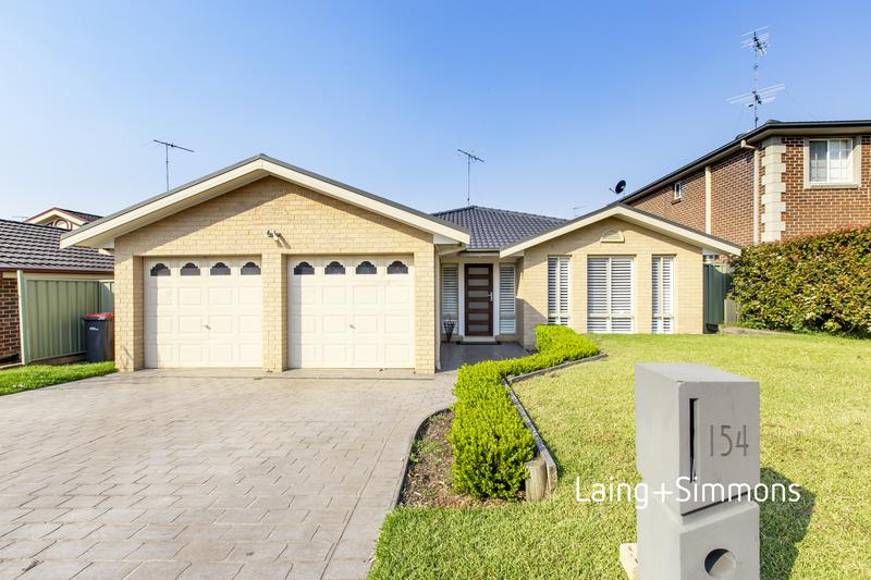 154 Ridgetop Drive, Glenmore Park NSW 2745-1