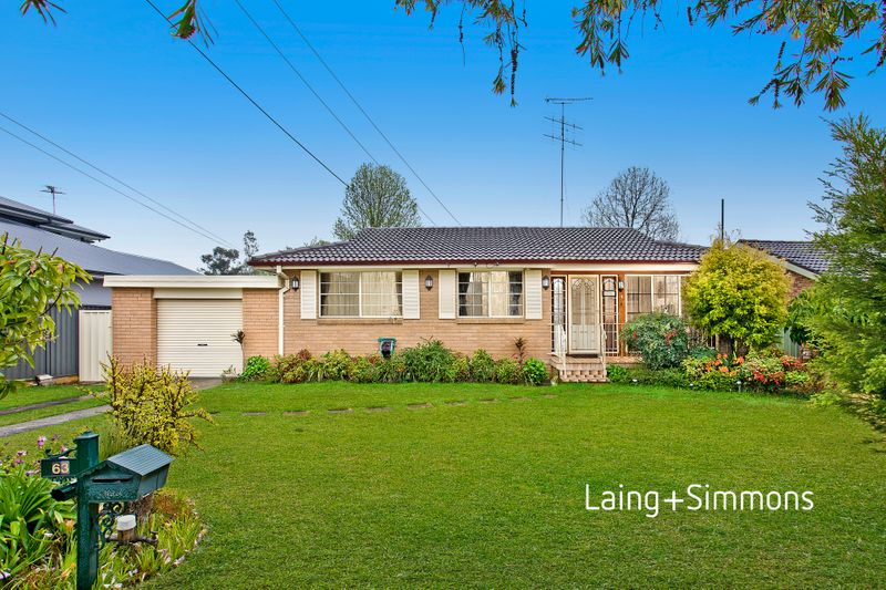 63 Gardenia Avenue, Emu Plains NSW 2750-1