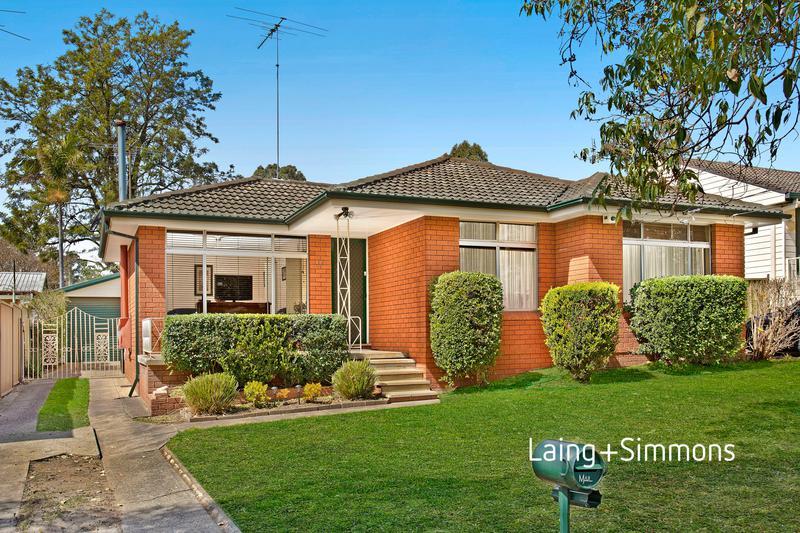 12 Arakoon Avenue, Penrith NSW 2750-1