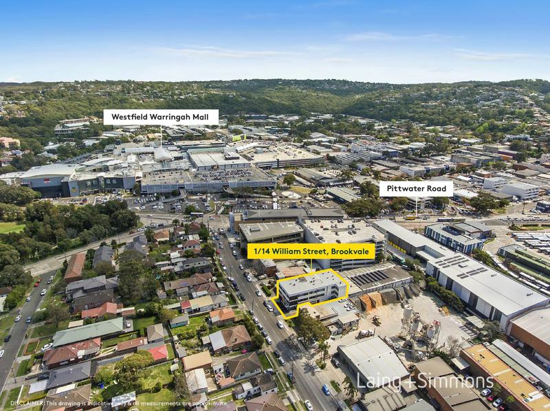 1/14 William Street, Brookvale NSW 2100-1