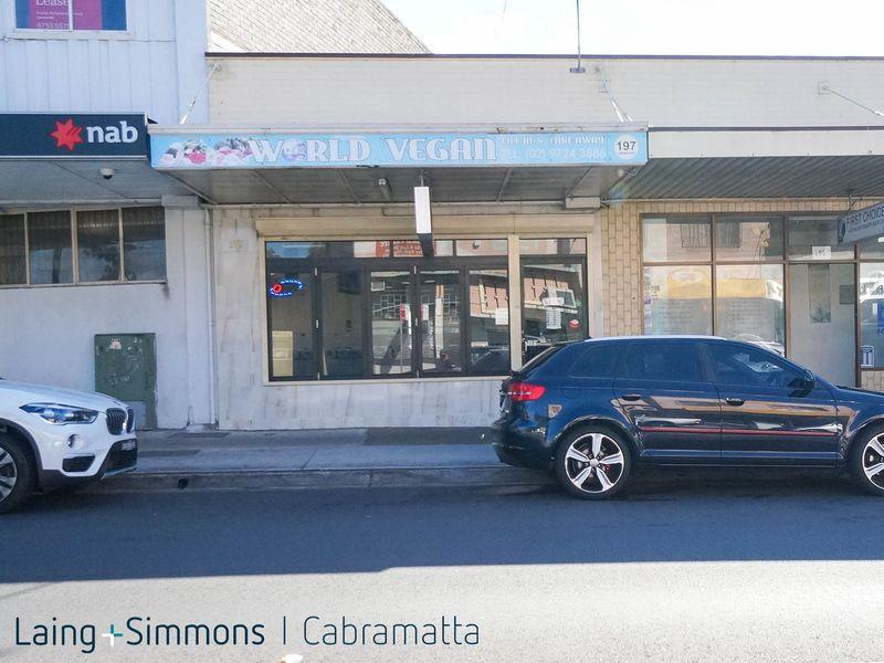 197 Cabramatta Road, CABRAMATTA NSW 2166-1