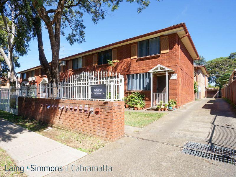 5/96 Longfield Street, CABRAMATTA NSW 2166-1