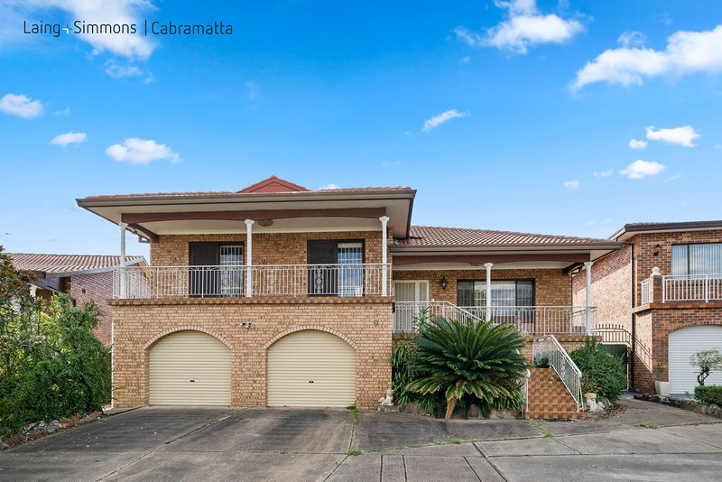 9 Marvell Road, WETHERILL PARK NSW 2164-1