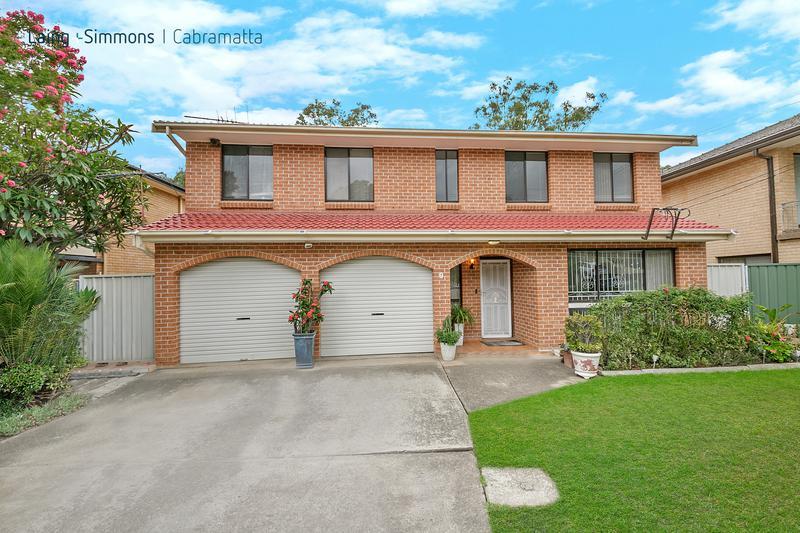 9 Roma Avenue, MOUNT PRITCHARD NSW 2170-1
