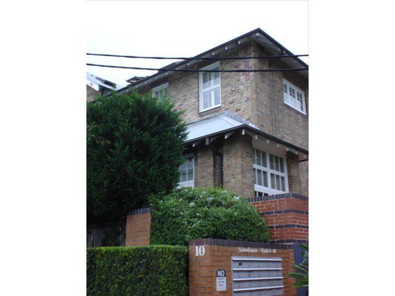 6/10 Dalleys Road, Naremburn NSW 2065-1