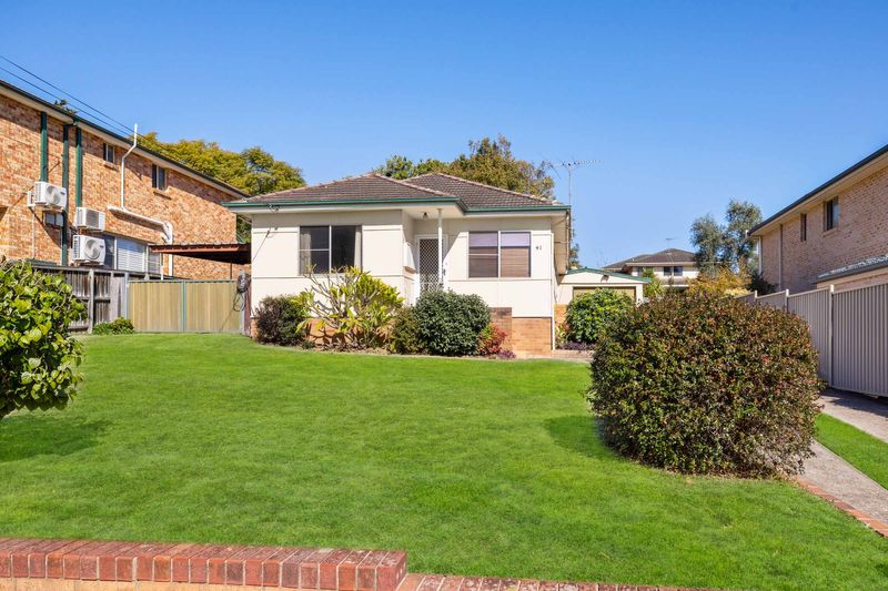 41 David avenue, North Ryde NSW 2113-1
