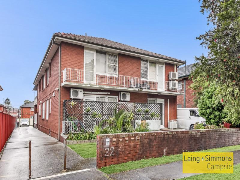 6/22 Oswald Street, Campsie NSW 2194-1