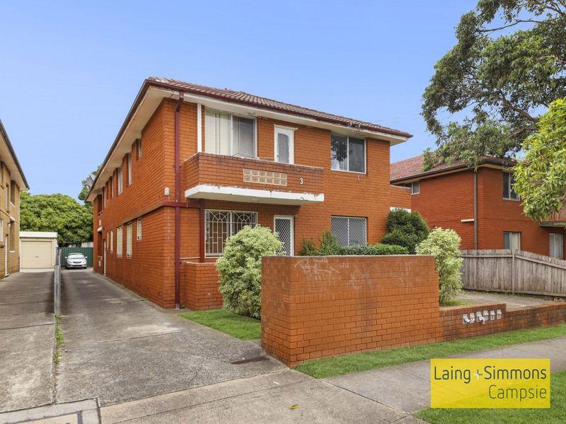 3/31 Gould Street, Campsie NSW 2194-1