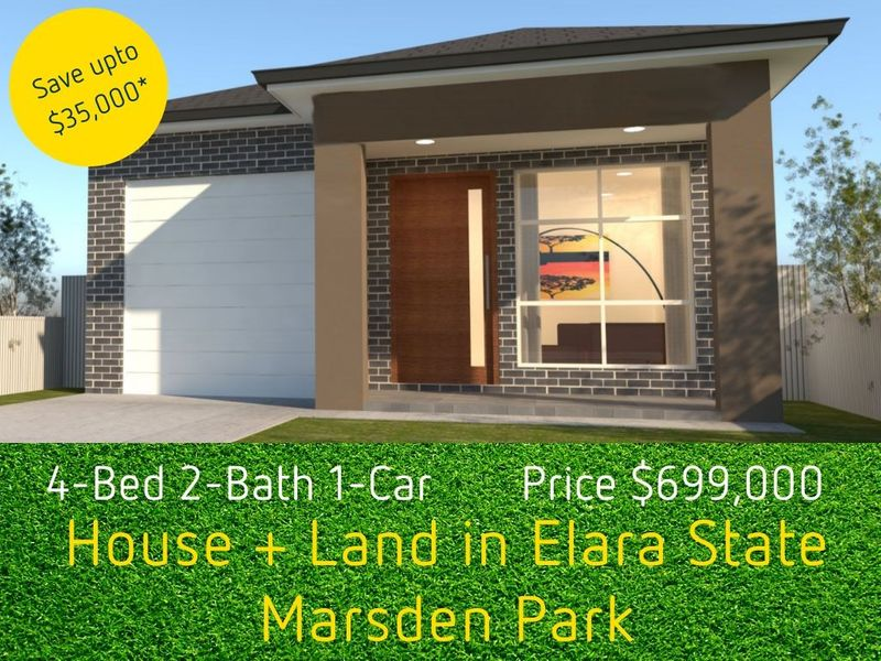 Lot 4 Jennings Street, Marsden Park NSW 2765-1