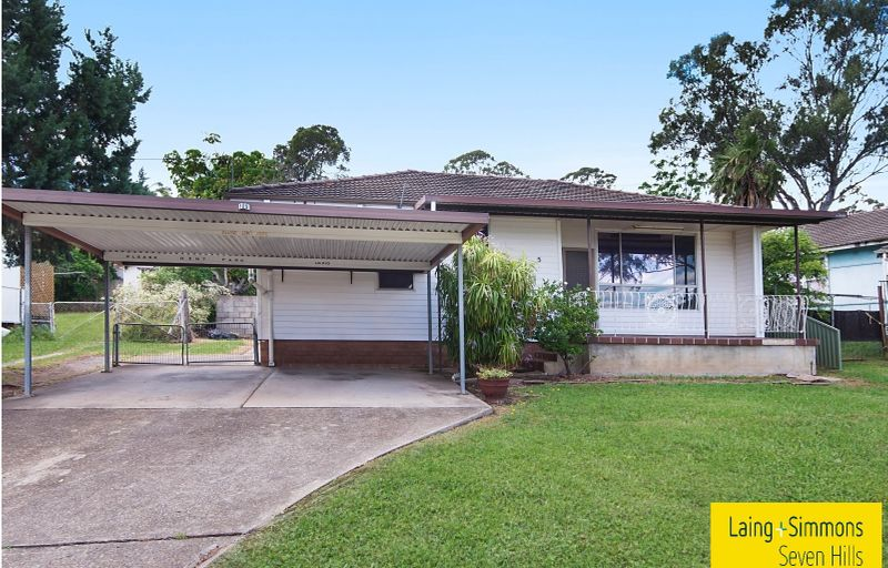 5 James Street, Seven Hills NSW 2147-1