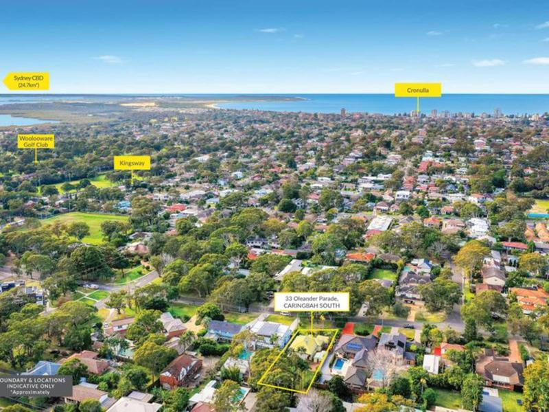 33 Oleander Parade, Caringbah South NSW 2229-1
