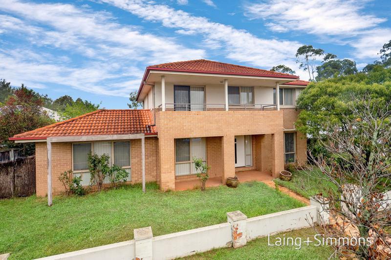 3 Newbury Avenue, Stanhope Gardens NSW 2768-1