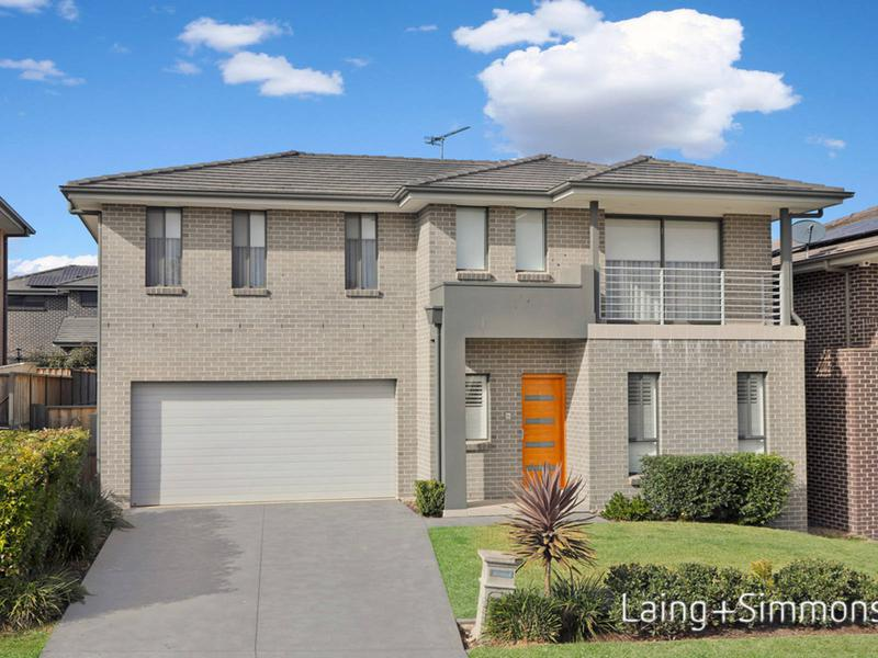 3 Andrews Grove, Kellyville NSW 2155-1