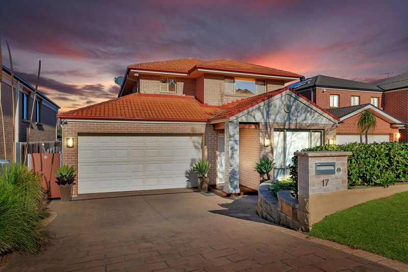 17 Sovereign Avenue, Kellyville Ridge NSW 2155-1