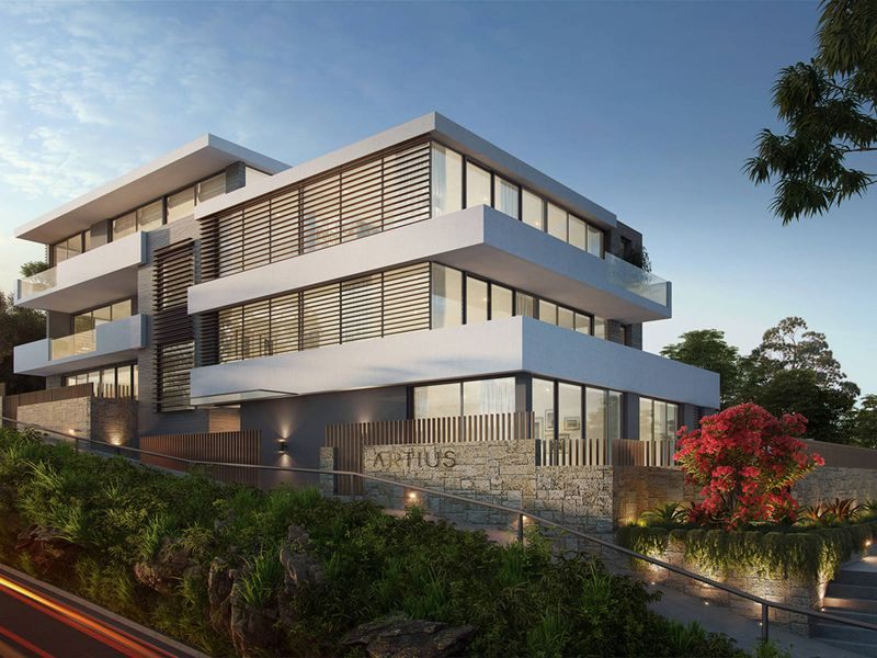 4/2 Hamilton Street, Rose Bay NSW 2029-1