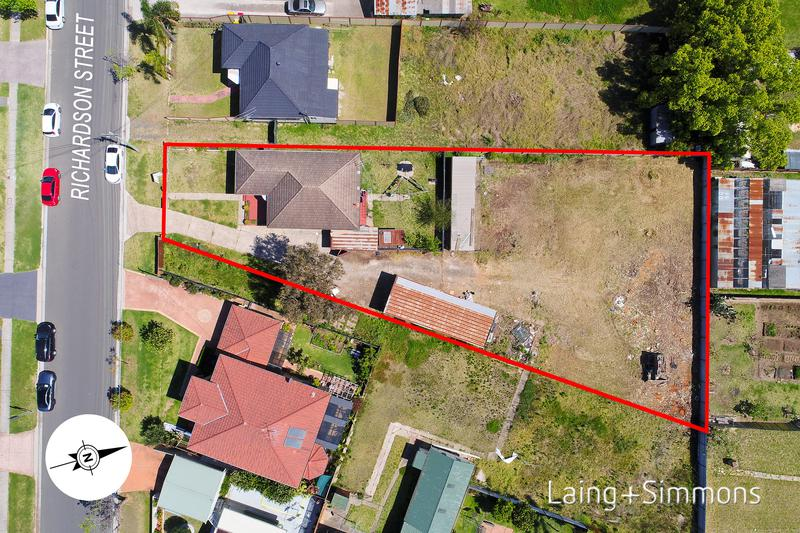 2 Richardson Street, Fairfield NSW 2165-1