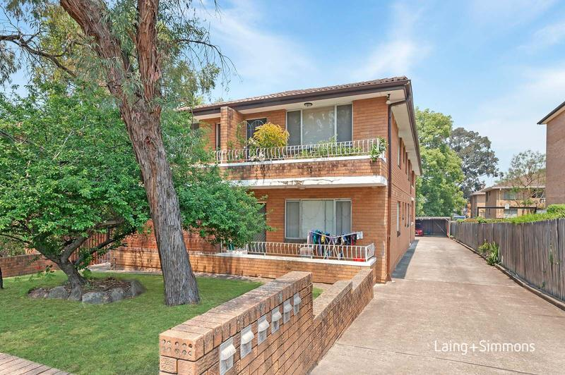 6/22 Sheffield Street, Merrylands NSW 2160-1