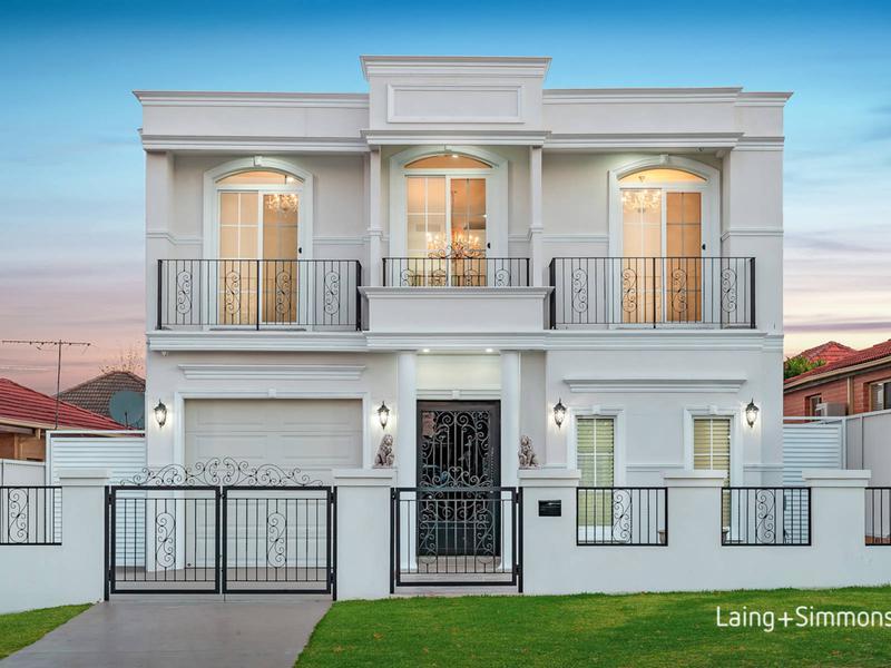 22 Augustus Street, Merrylands NSW 2160-1