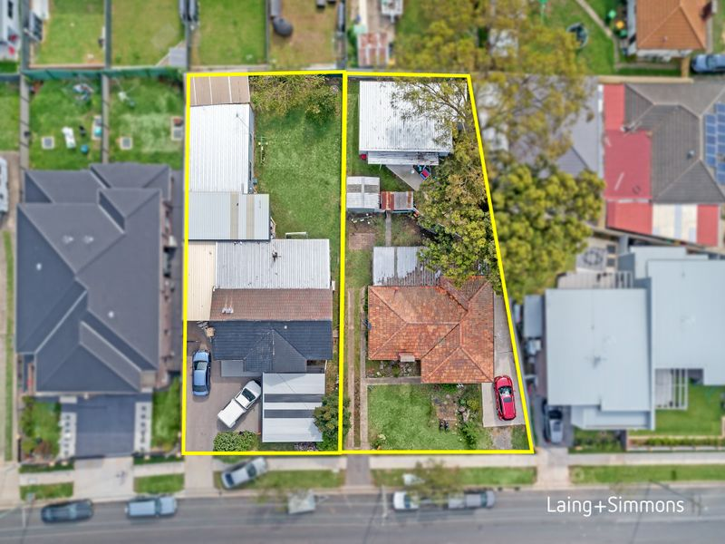 2 & 4 Kirk Avenue, Guildford NSW 2161-1