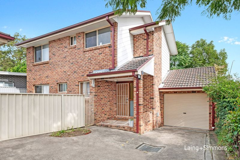 3/11 New Street, Auburn NSW 2144-1
