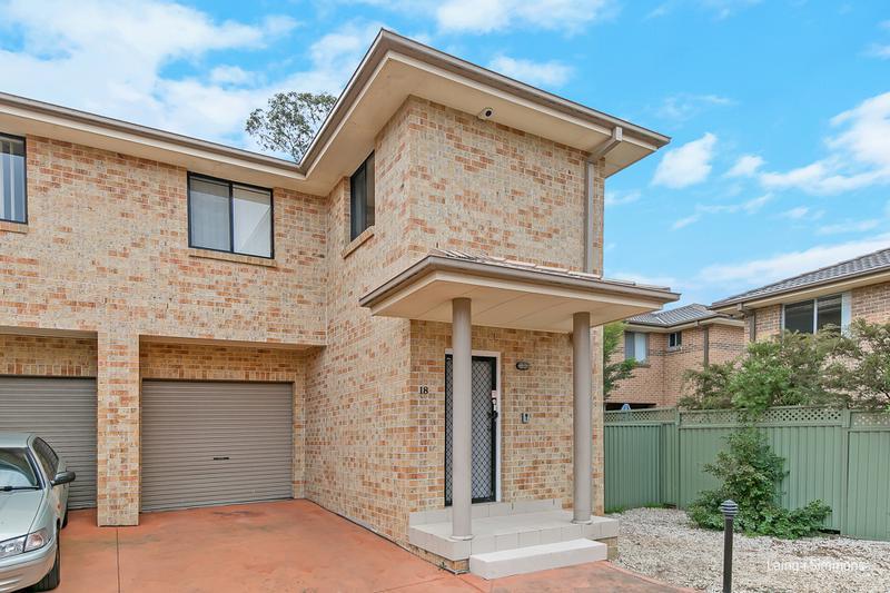 18/28-30 O'Brien Street, Mount Druitt NSW 2770-1
