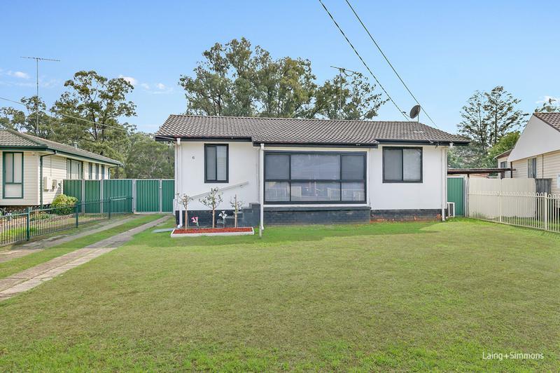 6 Baudin Place, Willmot NSW 2770-1