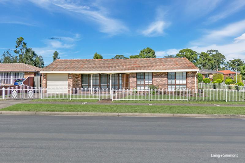 1 Rowntree Street, Quakers Hill NSW 2763-1