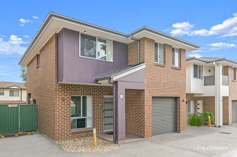 7/44 Methven Street, Mount Druitt NSW 2770-1