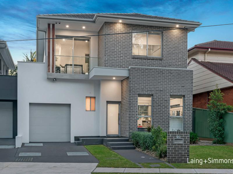78 Goliath Avenue, Winston Hills NSW 2153-1