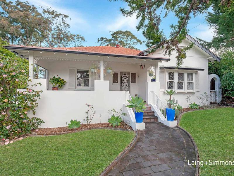 23 Hillcrest Road, Pennant Hills NSW 2120-1