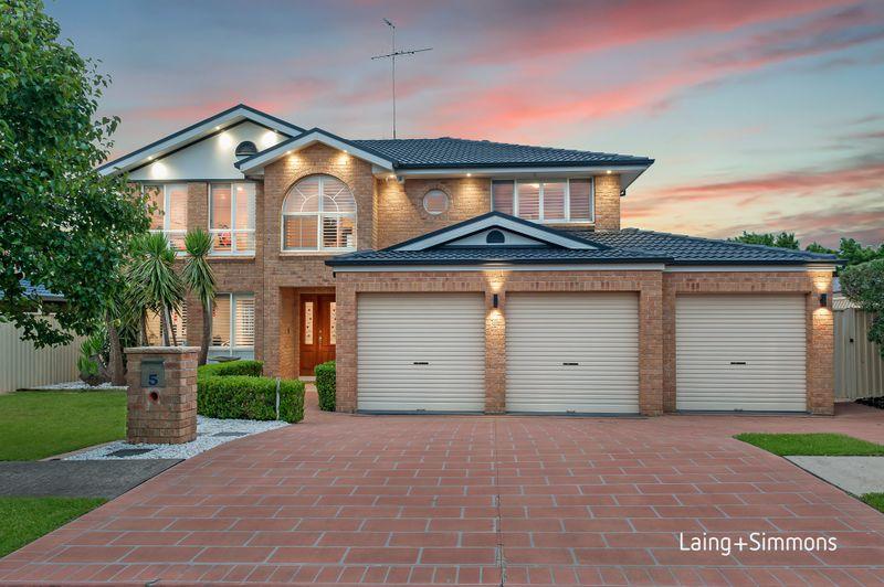 5 John Warren Avenue, Glenwood NSW 2768-1