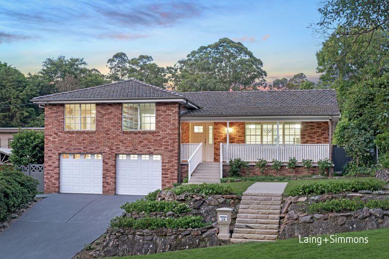 28 Azalea Grove, Pennant Hills NSW 2120-1