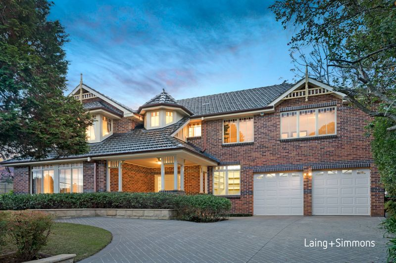 11 Jackson Crescent, Pennant Hills NSW 2120-1