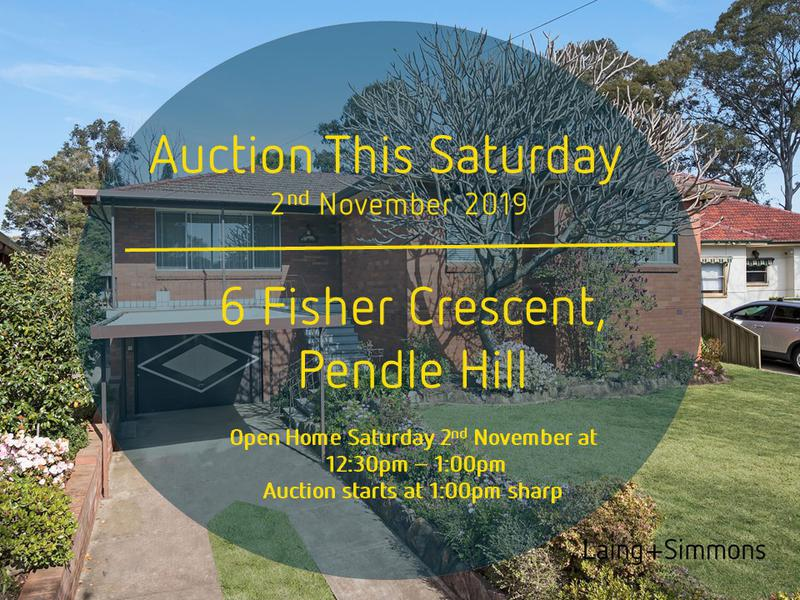 6 Fisher Crescent, Pendle Hill NSW 2145-1