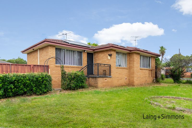 1 Mint Place, Quakers Hill NSW 2763-1
