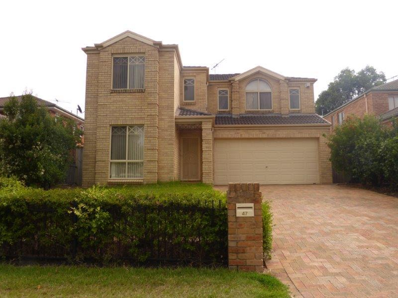 47 Greendale Terrace, Quakers Hill NSW 2763-1