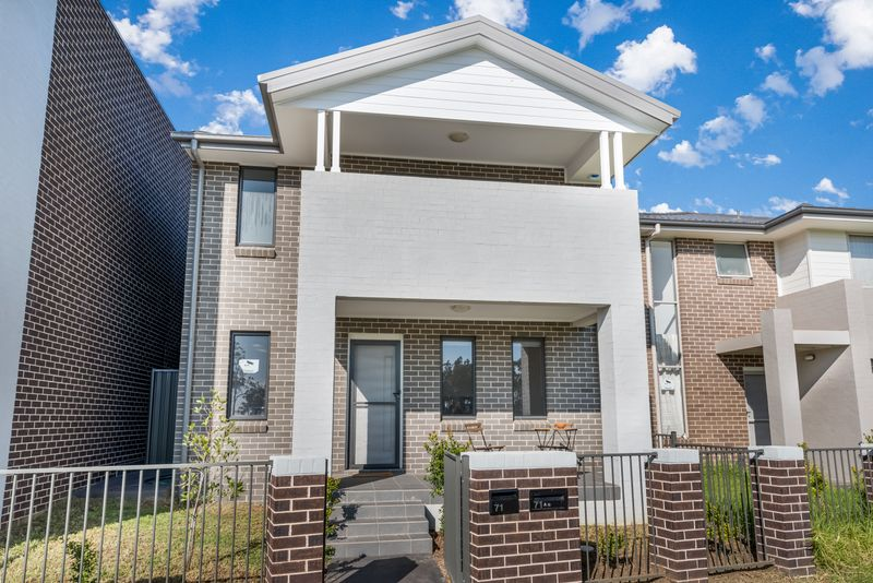 71 + 71A Heathland Avenue, Schofields NSW 2762-1