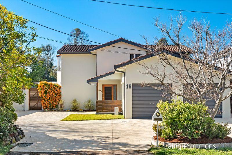 15 Maranta Street, Hornsby NSW 2077-1