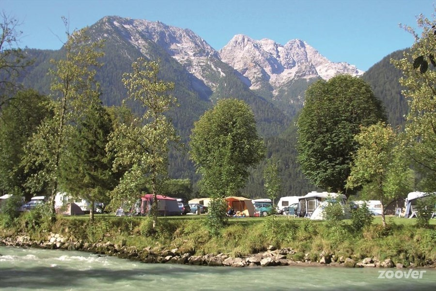 Camping Grubhof Lofer