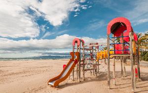 stranden in Salou