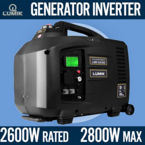 Power Generator For Camping 2600W