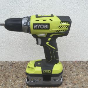 Ryobi One+ 18V Cordless Compact Drill