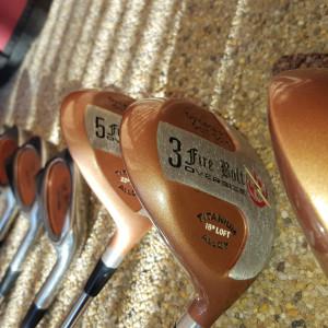 Magic Golf Clubs