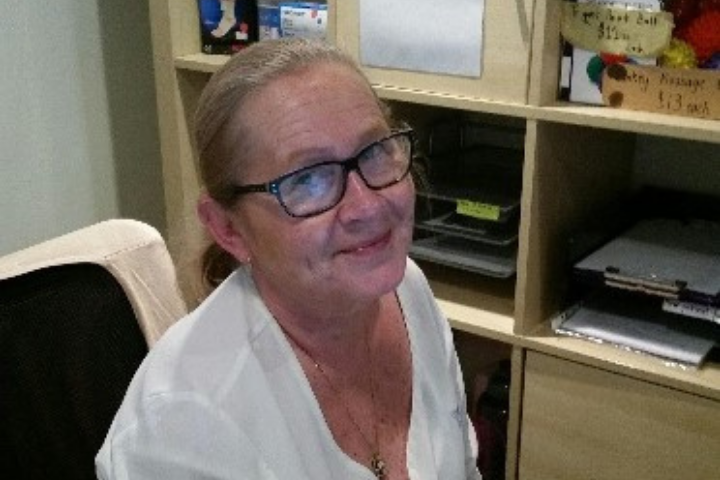 Mary Holian Receptionist
