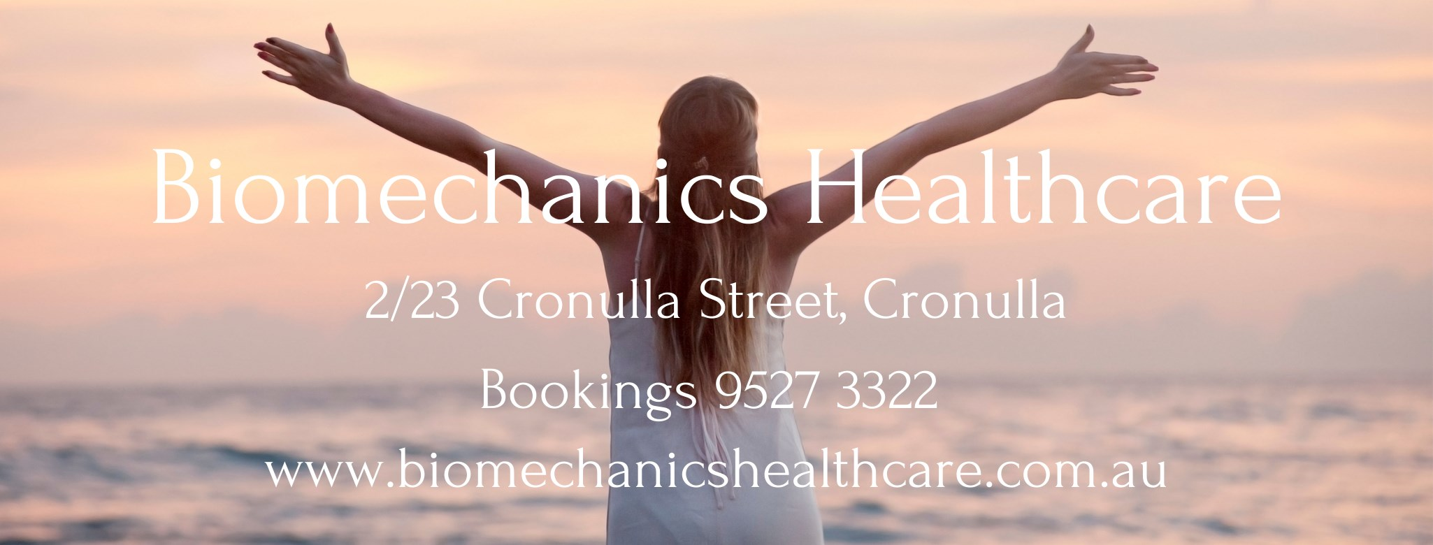 Biomechanics Healthcare Cronulla Staff