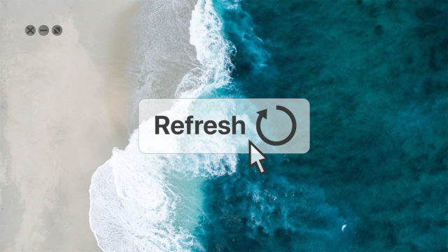Refresh | The Necessary Preparations | Acts 10