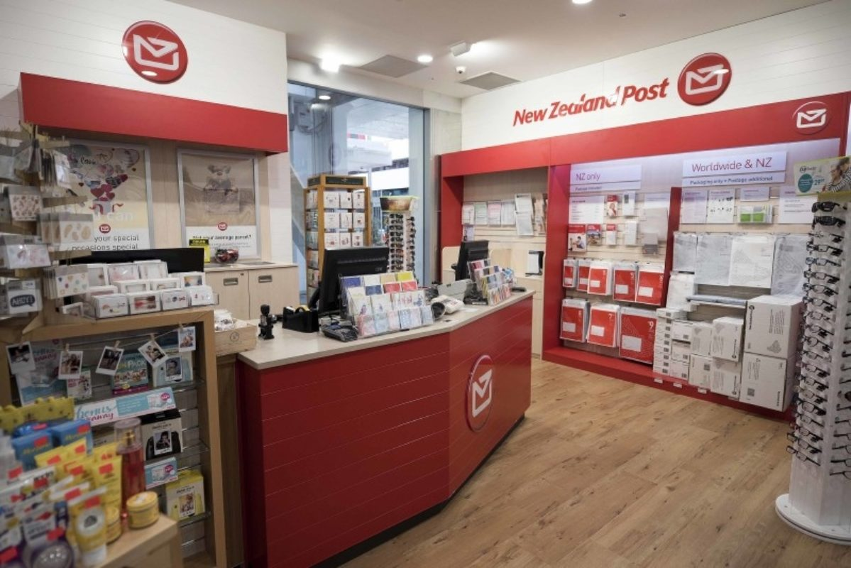 Encompassing the brandsu0027 rich New Zealand history the store-in-store environments evoke a sense a trust and craftsmanship with beautifully manufactured ... & NZ Post | Retail Dimension