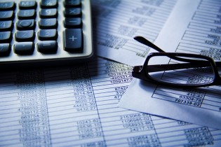 An excel spreadsheet for monitoring genuine savings