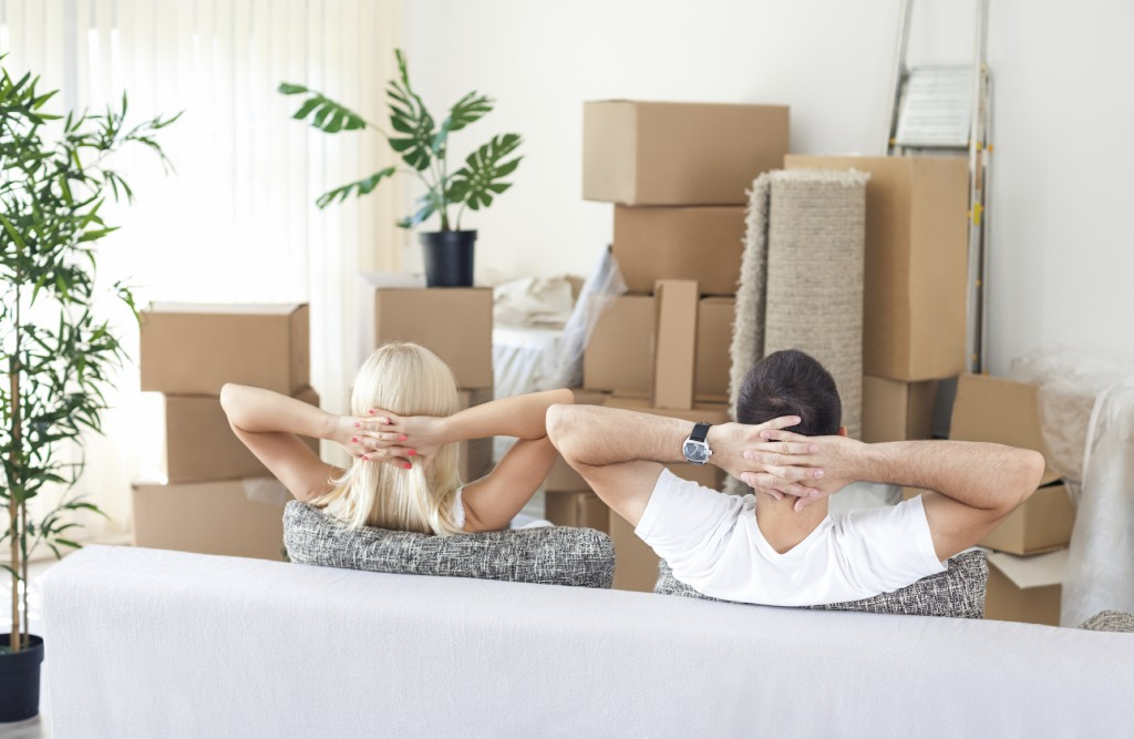 How to move house using mobile storage