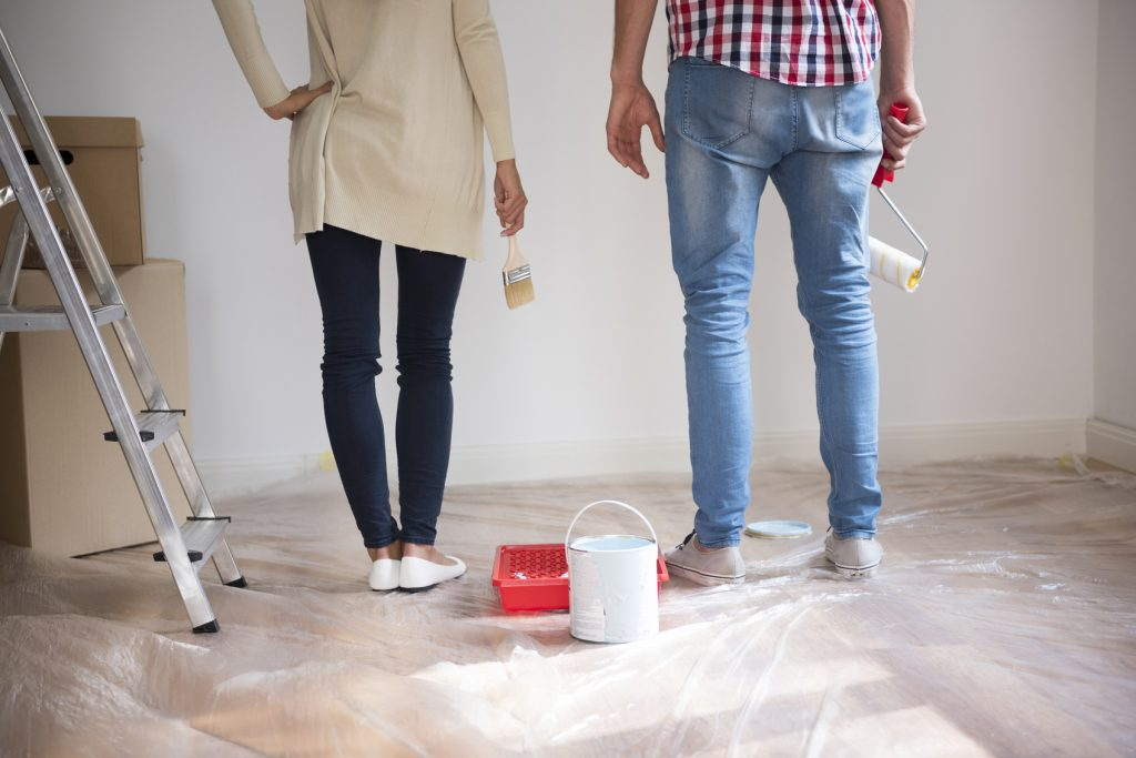 Budget renovations: where to draw the line